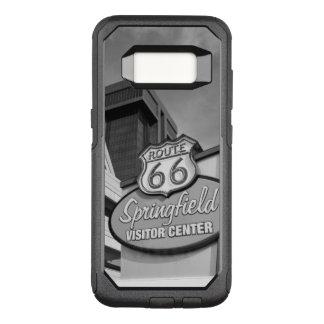 Funda Commuter De OtterBox Para Samsung Galaxy S8 Recepción al Grayscale de Springfield