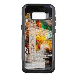 Funda Commuter De OtterBox Para Samsung Galaxy S8+ Respire otra vez los sueños de Londres