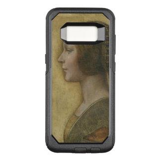Funda Commuter De OtterBox Para Samsung Galaxy S8 Retrato de Leonardo del prometido joven