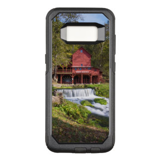 Funda Commuter De OtterBox Para Samsung Galaxy S8 Retrato del molino de Hodgson