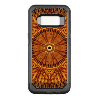 Funda Commuter De OtterBox Para Samsung Galaxy S8 Rueda de la mandala de las edades