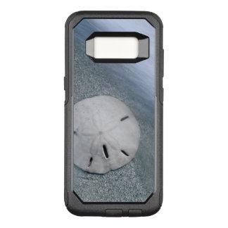 Funda Commuter De OtterBox Para Samsung Galaxy S8 Sanddollar en la isla de la playa el   Sanibel, la