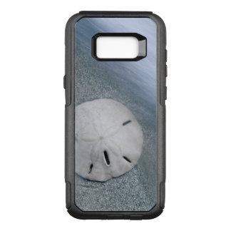 Funda Commuter De OtterBox Para Samsung Galaxy S8+ Sanddollar en la isla de la playa el   Sanibel, la