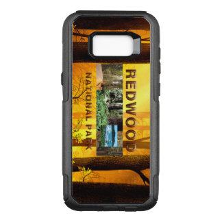 Funda Commuter De OtterBox Para Samsung Galaxy S8+ Secoya de ABH