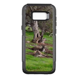 Funda Commuter De OtterBox Para Samsung Galaxy S8+ Siesta del canguro, galaxia S8 de Otterbox
