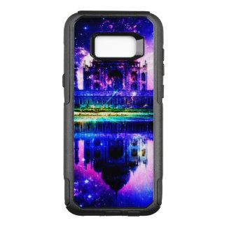 Funda Commuter De OtterBox Para Samsung Galaxy S8+ Sueños iridiscentes del Taj Mahal