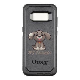 Funda Commuter De OtterBox Para Samsung Galaxy S8 teléfono móvil de la nutria
