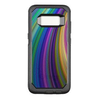 Funda Commuter De OtterBox Para Samsung Galaxy S8 Tormenta colorida