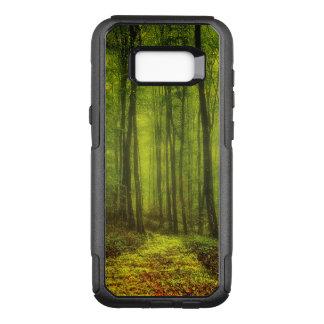 Funda Commuter De OtterBox Para Samsung Galaxy S8+ Trayectoria en las maderas