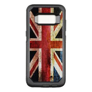 Funda Commuter De OtterBox Para Samsung Galaxy S8 Union Jack anticuado