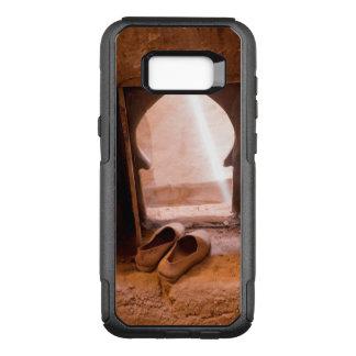 Funda Commuter De OtterBox Para Samsung Galaxy S8+ Zapatos marroquíes en la ventana