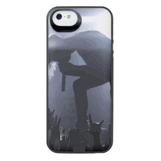 Funda Con Batería Para iPhone SE/5/5s ¡Grítelo hacia fuera!