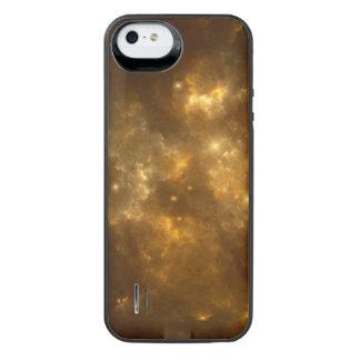 Funda Con Batería Para iPhone SE/5/5s Nebulosa, estrellas y espacio hermosos frescos