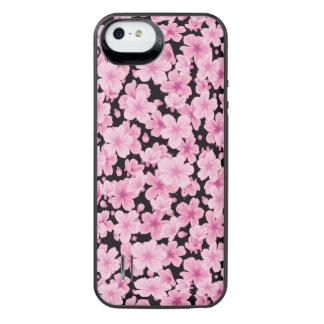 Funda Con Batería Para iPhone SE/5/5s Sakura