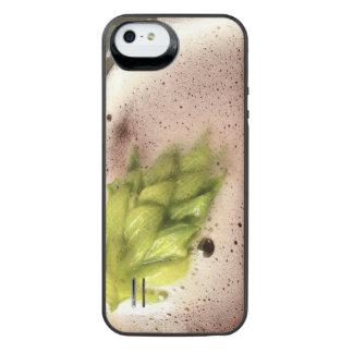 Funda Con Batería Para iPhone SE/5/5s Saltos flotantes de la cerveza