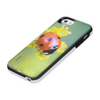 Funda Con Batería Para iPhone SE/5/5s señora en el top