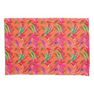 Funda de almohada abstracta fresca y elegante