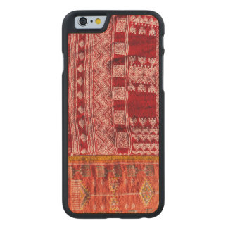 Funda De Arce Para iPhone 6 De Carved Alfombra roja en el mercado