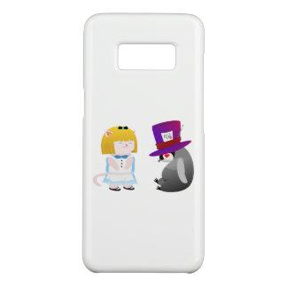 Funda De Case-Mate Para Samsung Galaxy S8 Alicia y sombrerero