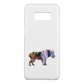 Funda De Case-Mate Para Samsung Galaxy S8 Arte de la cabra