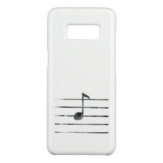 Funda De Case-Mate Para Samsung Galaxy S8 Arte de la nota de la música