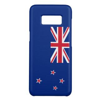 Funda De Case-Mate Para Samsung Galaxy S8 Bandera de Nueva Zelanda