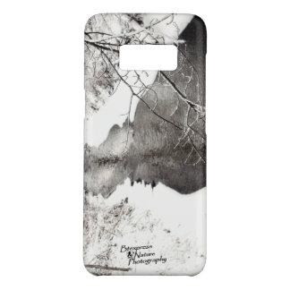 Funda De Case-Mate Para Samsung Galaxy S8 Caja 3,0 del teléfono de la cala del invierno