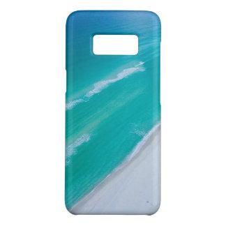 Funda De Case-Mate Para Samsung Galaxy S8 Caja de la galaxia S8 de Samsung - mar azul