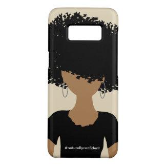 Funda De Case-Mate Para Samsung Galaxy S8 Caja rizada del teléfono de los chicas