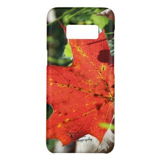 Funda De Case-Mate Para Samsung Galaxy S8 Caja sola roja 3,0