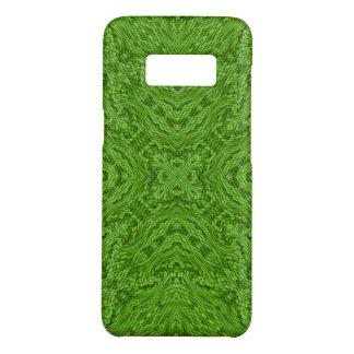 Funda De Case-Mate Para Samsung Galaxy S8 Cajas verdes del teléfono   del caleidoscopio que