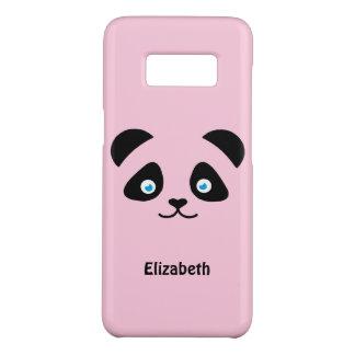 Funda De Case-Mate Para Samsung Galaxy S8 cara del oso de panda