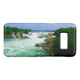 Funda De Case-Mate Para Samsung Galaxy S8 Cascada tropical del río