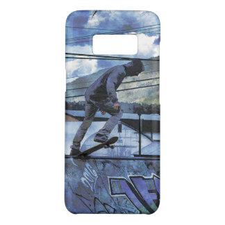 Funda De Case-Mate Para Samsung Galaxy S8 caso de los deportes del Grunge de la bella arte
