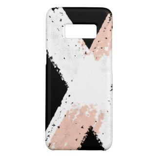 Funda De Case-Mate Para Samsung Galaxy S8 Caso mínimo de Samsung S8 del extracto del cepillo