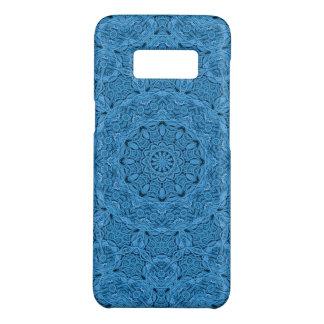 Funda De Case-Mate Para Samsung Galaxy S8 Casos azules decorativos del teléfono del