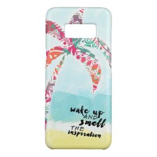 Funda De Case-Mate Para Samsung Galaxy S8 despierte y huela la inspiración, la playa y la