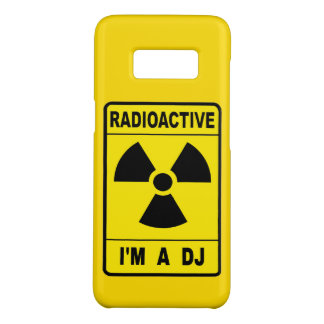 Funda De Case-Mate Para Samsung Galaxy S8 DJ radiactivo