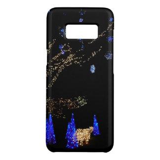 Funda De Case-Mate Para Samsung Galaxy S8 El país de las maravillas del invierno enciende