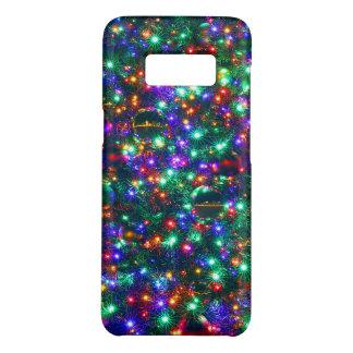 Funda De Case-Mate Para Samsung Galaxy S8 Estrellas chispeantes del navidad