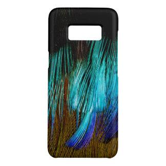 Funda De Case-Mate Para Samsung Galaxy S8 Extracto de la pluma de Motmot