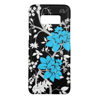Funda De Case-Mate Para Samsung Galaxy S8 Floral moderno personalizada