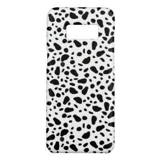 Funda De Case-Mate Para Samsung Galaxy S8 Galaxia negra/blanca S8, caja de Samsung del