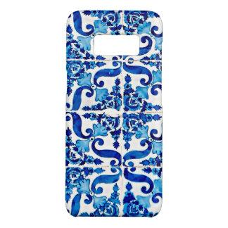 Funda De Case-Mate Para Samsung Galaxy S8 Galaxia S6 de Azulejo Samsung del portugués, dura