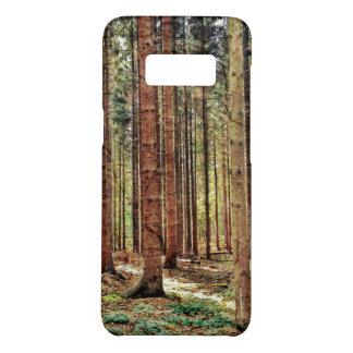 Funda De Case-Mate Para Samsung Galaxy S8 Galaxia S8, caja de Samsung del bosque del