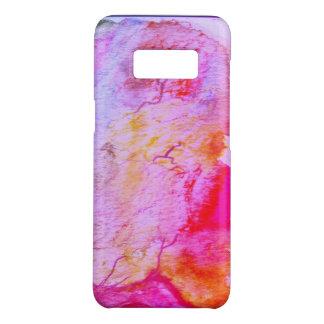 Funda De Case-Mate Para Samsung Galaxy S8 Galaxia S8, caso de Samsung de la acuarela de