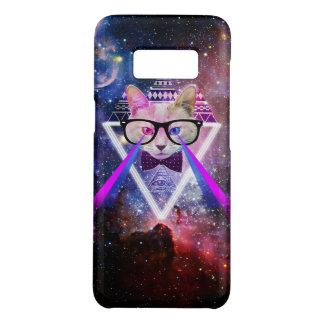 Funda De Case-Mate Para Samsung Galaxy S8 Gato de la galaxia del inconformista