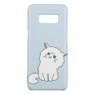 Funda De Case-Mate Para Samsung Galaxy S8 Gato del teléfono