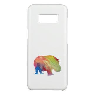 Funda De Case-Mate Para Samsung Galaxy S8 Hippopotamus
