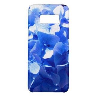 Funda De Case-Mate Para Samsung Galaxy S8 Hydrangea del azul de cobalto